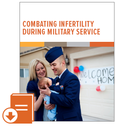P2P Combating Infertility During Military Service Handbook